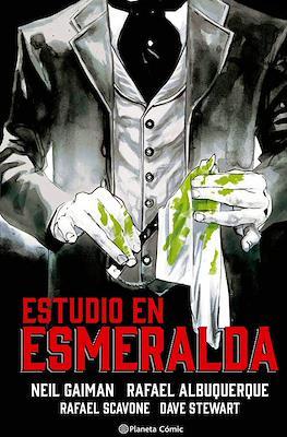 Estudio en esmeralda (Cartoné 96 pp)