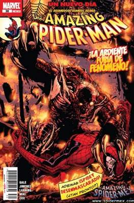 The Amazing Spider-Man (2005-2013) (Grapa) #30