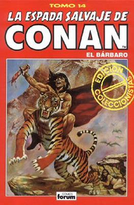 La Espada Salvaje de Conan el Bárbaro. Edición coleccionistas (Rojo) (Cartoné 192 pp) #14