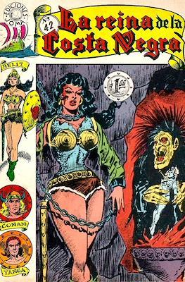 La Reina de la Costa Negra (2ª época - Grapa) #42