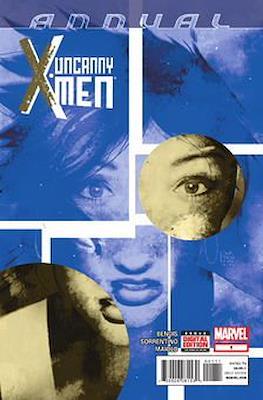 Uncanny X-Men Annual Vol. 3