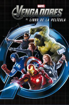 Los Vengadores. El libro de la pelicula