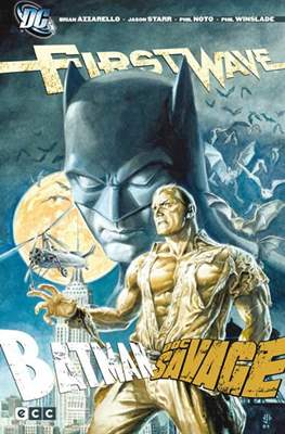 Batman / Doc Savage. First Wave