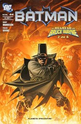 Batman (2007-2012) (Grapa. 48 pp) #44