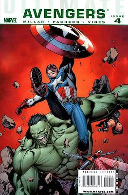 Ultimate Avengers (Comic-book) #4