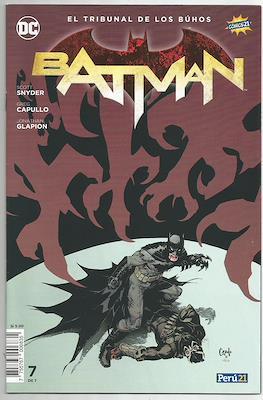 Batman: El tribunal de los buhos (Grapa) #7