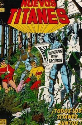 Nuevos Titanes Vol. 1 (1984-1988) (Grapa 40 pp) #13