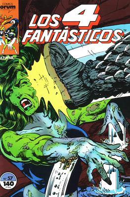 Los 4 Fantásticos Vol. 1 (1983-1994) (Grapa 36-32-24 pp) #57