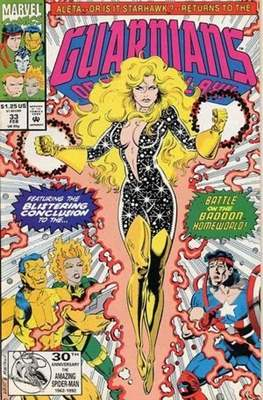 Guardians of the Galaxy Vol 1 (Comic Book) #33