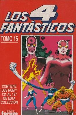 Los 4 Fantásticos Vol. 1 (1983-1994) (Retapado Rústica) #15