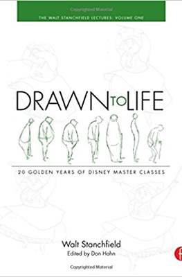 Drawn to Life: 20 Golden Years of Disney Master Classes #1