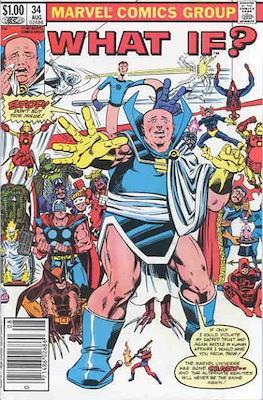 What If (Vol. 1 1977-1984) (Comic-Book) #34