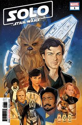 Solo. A Star Wars Story (Comic Book) #1