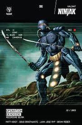 Ninjak(2015) (Comic-book) #10