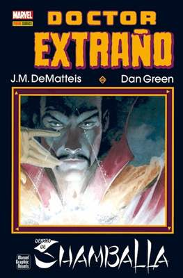 Doctor Extraño: Dentro de Shamballa (2012). Marvel Graphics Novels