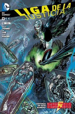 Liga de la Justicia. Nuevo Universo DC / Renacimiento (Grapa) #10