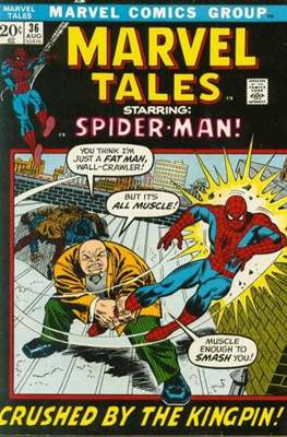 Marvel Tales (Comic Book) #36