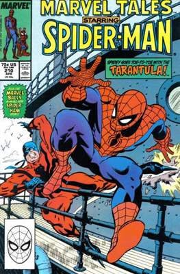 Marvel Tales (Comic Book) #210