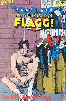 American Flagg! (Comic book) #38