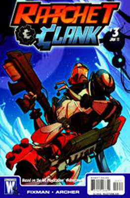 Ratchet & Clank (Grapa) #3