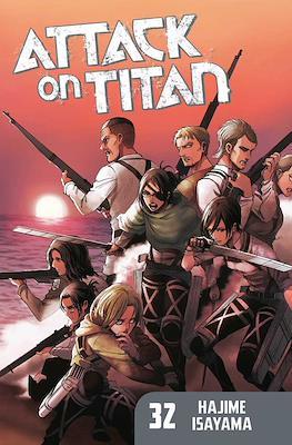 Attack on Titan #32