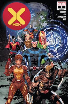 X-Men Vol. 5 (2019) (Comic Book) #1