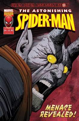 The Astonishing Spider-Man Vol. 3 (Comic Book) #24
