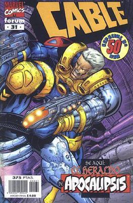 Cable Vol. 2 (1996-2000) (Grapa 24 pp) #31