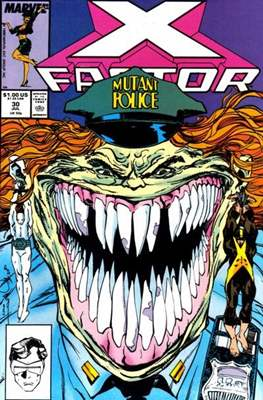 X-Factor Vol. 1 (1986-1998) (Comic Book) #30