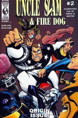 Uncle Slam & Fire Dog (Comic Book) #2