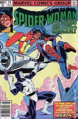 Spider-Woman (Vol. 1 1978-1983) (Grapa) #29