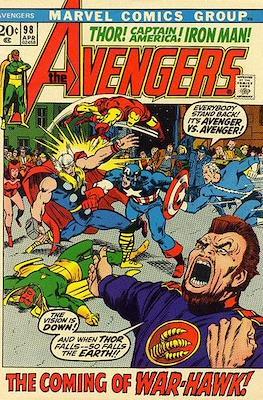 The Avengers Vol. 1 (1963-1996) (Comic Book) #98