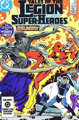 Legion of Super-Heroes Vol. 2 (1980-1987) #315