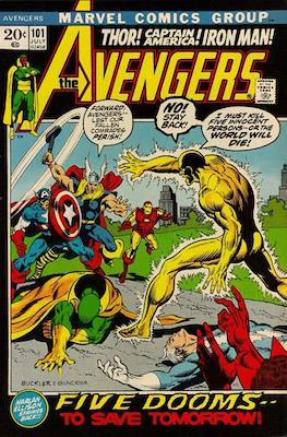 The Avengers Vol. 1 (1963-1996) (Grapa) #101