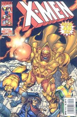 X-Men Vol. 2 / Nuevos X-Men (1996-2004) (Grapa 24 pp) #64
