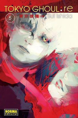 Tokyo Ghoul:re (Rústica con sobrecubierta) #5