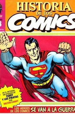 Historia de los Cómics #8