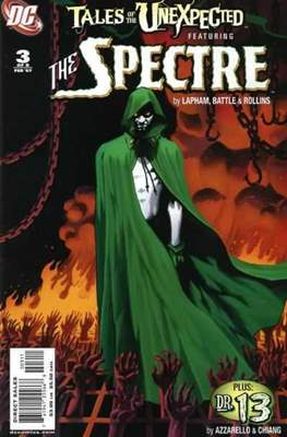 Tales of the Unexpected featuring The Spectre (Comic Book) #3