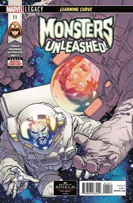 Monsters Unleashed (2017-...) #11