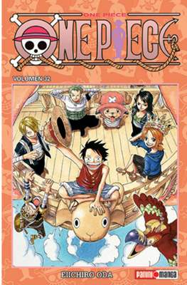 One Piece (Rústica) #32