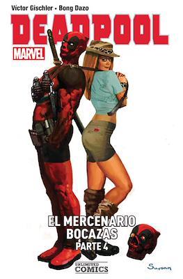 Deadpool. El mercenario bocazas #4