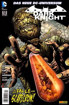 Batman. The Dark Knight (Heften) #12
