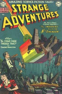 Strange Adventures (1950-1973) #4