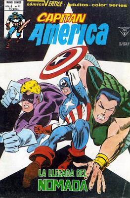 Capitán América Vol. 3 (1975-1980) (Grapa) #41