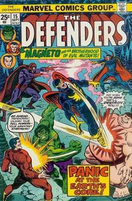 The Defenders vol.1 (1972-1986) (Grapa, 32 págs.) #15