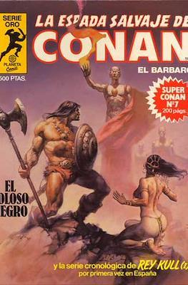 Super Conan. La Espada Salvaje de Conan #7