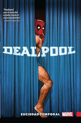 Deadpool Suciedad Temporal