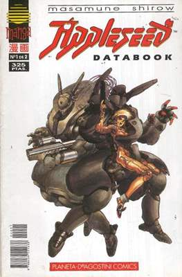 Appleseed Databook #1