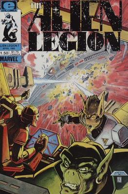 Alien Legion Vol 1 #7