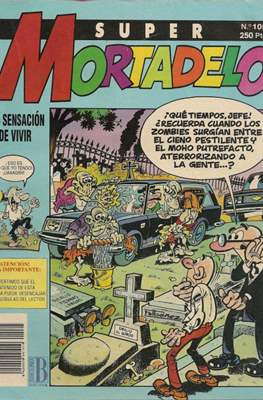 Super Mortadelo (Grapa, 52 páginas (1987)) #105